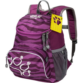 Jack Wolfskin Little Joe Backpack Kids bttrfly